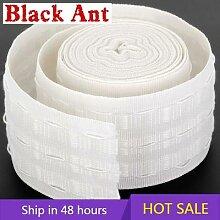 Accessoires de rideau ceinture en tissu pour