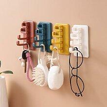 Accessoires de salle de bains, crochets suspendus