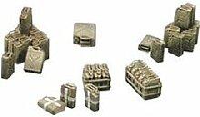 Accessoires militaires : jerrycans