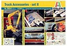 Accessoires pour camions italeri 1/24 : set ii