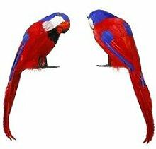 Accessoires pour déguisements sublime perroquet