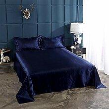 Accueil 18 couleurs de luxe satin de satin de soie