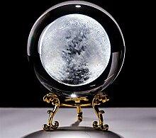 Accueil Artisanat Ornement, Ballon de cristal,
