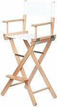 Accueil Chaise de réalisateur en Bois Massif