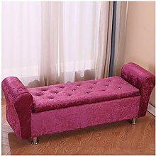 ACD Boîte de rangement pour chaise, repose-pied