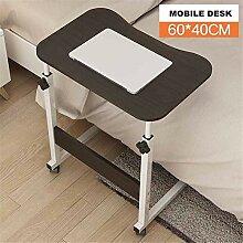 ACD Hauteur réglable Table de Chevet Portable