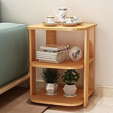 ACD Petite Table Basse Armoire Moderne Coin