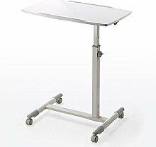 ACD Table De Lit Mobile À roulettes,avec