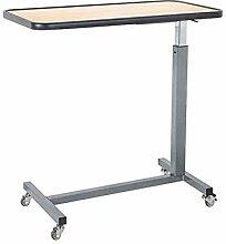ACD Table De Lit Mobile À roulettes Hauteur