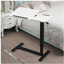 ACD Table De Lit Mobile À roulettes Latéral
