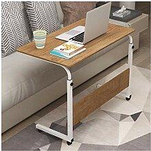 ACD Table De Lit Mobile À roulettes Montage
