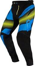 Acerbis X-Flex S15, pantalon textile - Noir/Bleu -