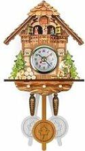 Aces mur 10 pouces coucou horloge salon horloge