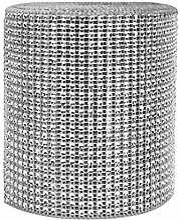 Acrylique Rhinestone 24 Row 9M / Roll Diamond