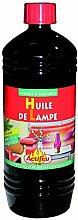 ACTIFEU ACTHUILAMP1L Liquide pour Lampe, Clair
