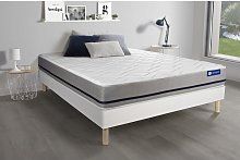 Actisom - Ensemble matelas 140x200 ACTILATEX SOFT