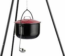 ACTIVA Marmite pour Barbecue Suspendu - Foyer -