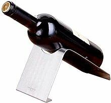 ACUIPP Porte-Bouteilles de Vin Minimaliste de La