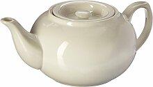 Adagio Teas Théière en porcelaine avec infuseur
