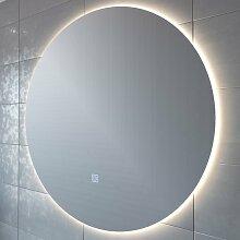 Adema Circle Miroir rond diamètre 120cm avec