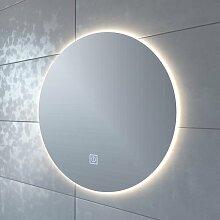Adema Circle Miroir rond diamètre 60cm avec