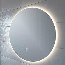 Adema Circle Miroir rond diamètre 80cm avec