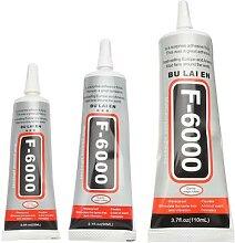 Adhésif industriel polyvalent F6000, 110ml,