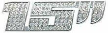 Adhesif Sticker 3D Diamant - 15 pouces