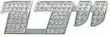 Adhesif Sticker 3D Diamant - 17 pouces