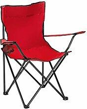 ADIBY Chaise de Camping Pliante Confortable avec