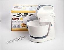 Adler AD4202 Mixer blender, 300 W, white
