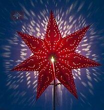 Advent étoile étoile de Noël Pliable étoile