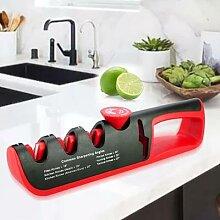 Affûteur de couteaux à Angle réglable 4 étapes