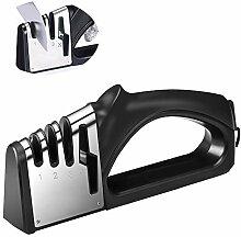 Affûteur de couteaux, couteaux et ciseaux 4 en 1
