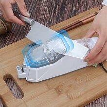 Affûteur de couteaux de cuisine électrique, mise