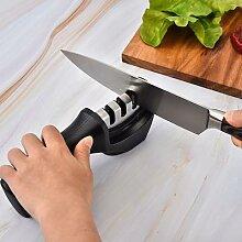 Affûteur de couteaux professionnel, pierre à