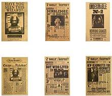 Affiches de film de harry potter, affiche de Sirus
