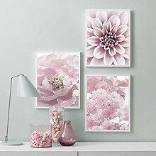Affiches de style et impression fleur de cerisier