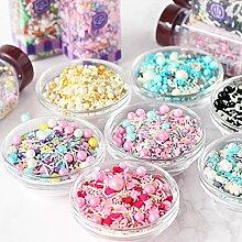 AGAN Perle Merveilleux Sucre Beads gâteau