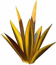 Agave Plant Métal Garden Ornements, Tequila