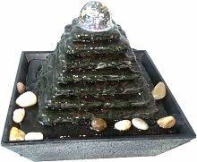 Agorà Import Fontaine d'intérieur avec Boule