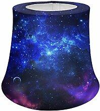 Agroupdream Abat-jour galaxie léger abat-jour de
