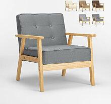 Ahd Amazing Home Design - Fauteuil en bois au