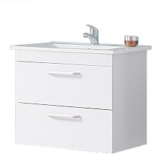 Aica Sanitaire - Meuble salle de bain 61x38x50cm 2