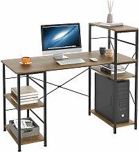 Aicok - INTEY Bureau d'ordinateur avec 5