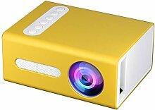 AIflyMi Projecteur LCD T300 Mini projecteur léger