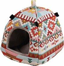 Aiglen Tente de hamster pour animaux de compagnie