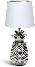 Aigostar - Lampe de Chevet, Lampe en Céramique,