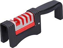 Aiguiseur de couteaux, affûteur de ciseaux 4 en 1