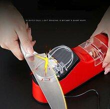 Aiguiseur de couteaux électrique, aiguisoir de